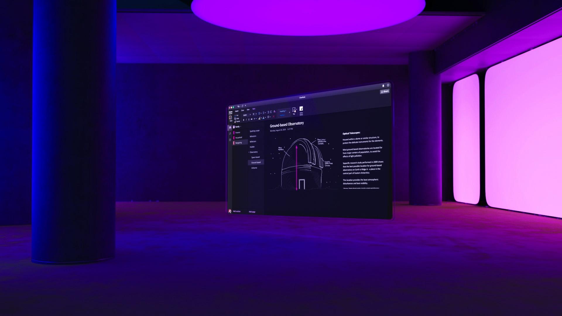 Andrés Reisinger Microsoft —2019